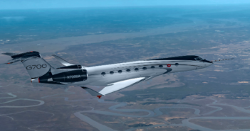 Gulfstream's G700 passes 110 test flights milestone