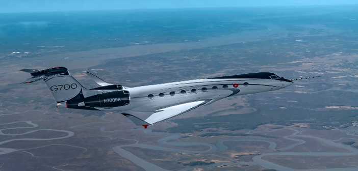 Gulfstream's G700 passes 110 test flights milestone