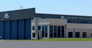 Aircraft Specialists welcomes customers to new facility
