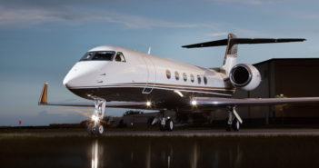 Planet 9, the Van Nuys, California-based private charter operator has added a fifth Gulfstream business jet to its Part 135 managed charter fleet