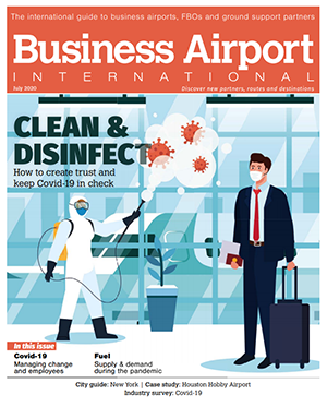 Business Airport International Magazine - July 2020