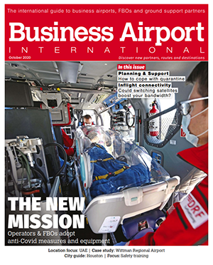 Business Airport International Magazine - October 2020