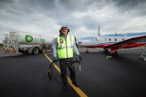 Air bp donated fuel to Australia's Flying Doctors Service during the pandemic