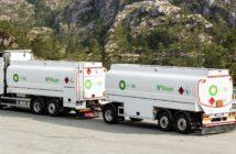 Air bp delivers 210 tonnes of SAF