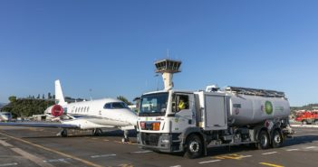 Air bp has renewed its contract with Cannes Mandelieu Airport in France, following six years of collaboration