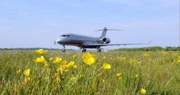 Global business aviation company VistaJet has announceda partnership with SkyNRG, a pioneerand global leader for sustainable aviation fuel