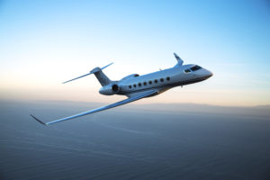 Gulfstream began offering high-speed dual connectivity on its G650 and G650ER aircraft during the summer