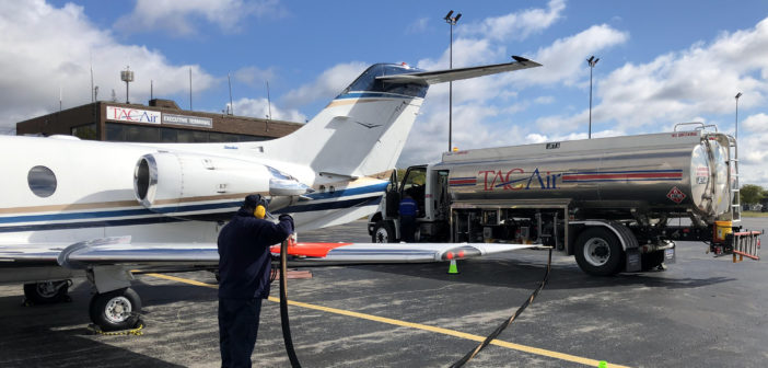 Avfuel Corporation has partnered with TAC Airas the branded fuel supplier of its newly-acquired FBO at Buffalo Niagara International Airport.
