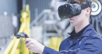 Virtual reality offers companies the opportunity to reduce the cost and increase the effectiveness of safety training for ground operations