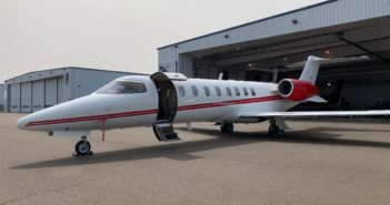 Chantilly Air, a premier aviation services provider in Washington DC, has announced the addition of a Lear 45 to its chartered fleet