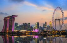 Jetex Singapore becomes the company's 33rd international location and the fourth in Asia-Pacific