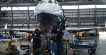 Metrojetis the only MRO in Hong Kong that has completed two Gulfstream G650ER 4C inspections