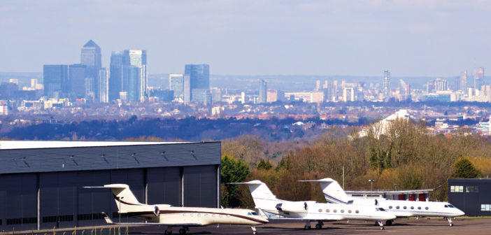 London Biggin Hill Airport is now accepting international flights from red-listed countries after receiving UK Government approval as a national entry-point for England