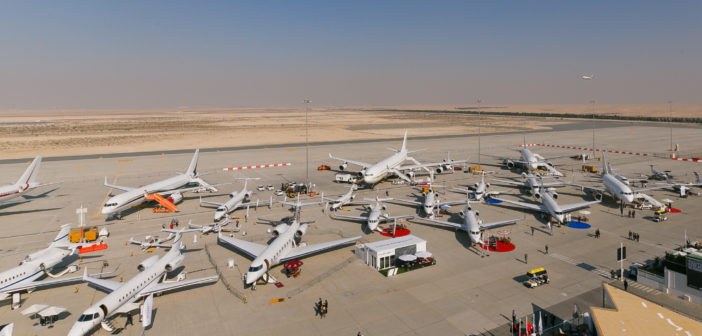 Business aviation in the United Arab Emirates is set to emerge strongly from the Covid-19 pandemic