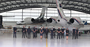 This year marks the 20th anniversary of ExecuJet MRO Services Australia, a business that has prospered by working with a range of aircraft manufacturers