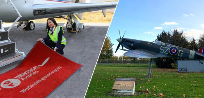 Universal Aviation is expanding its presence in the United Kingdom with the opening ofUniversal Aviation UK – Northolt
