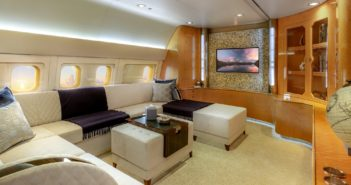 Comlux has announced that the flagship of its VIP fleet, the 767BBJ now renamed SkyLady is back to service after a 4-month maintenance and upgrade program