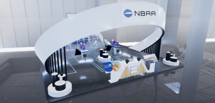 The NBAA has launched the first-ever, completely immersive online business aviation trade show, VBACE