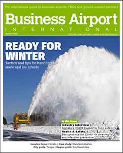 Business Airport International Magazine - January 2021