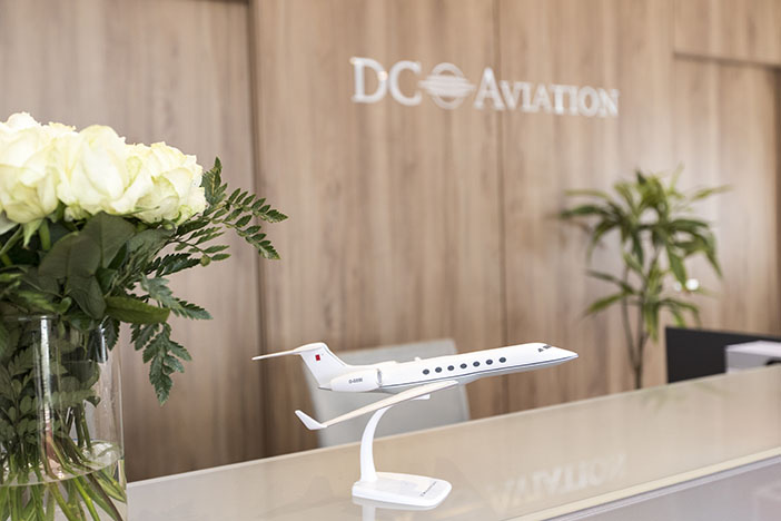 DC Aviation Airside Lounge
