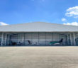 Sheltair Aviation has completed the construction of its new 20,000 square foot hangar
