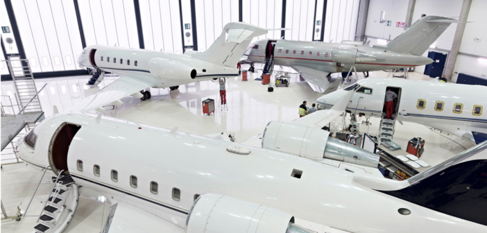 The Nuremberg-based full-service provider for business aviation and air ambulance services has received its sixth Bombardier Authorized Service Facility Excellence Award