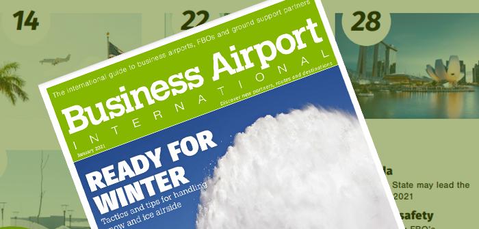 Business Airport International January 2021 digital edition