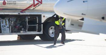 Neste and Avfuel create strategic partnership for SAF