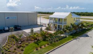 Marathon Aviation's new FBO at Florida Keys opened in September 2020
