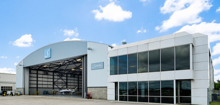 Signature Flight Support has relocated its private aviation facilities at the Baton Rouge Metropolitan Airport in Louisiana