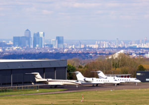 Biggin Hill in London has been one of the first airports in the UK to introduce its own testing centre on site