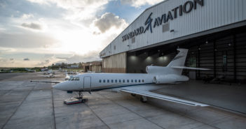 Standard Aviation has opened its new luxury FBO at Cyril E. King Airport on St. Thomas Island in the Caribbean