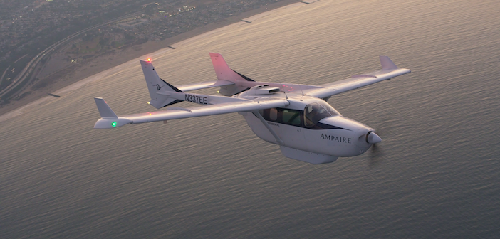 Surf Air to buy hybrid electric aircraft developer