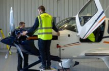 Embraer Legacy 500 flight deck – courtesy of BBGA member Air Charter Scotland