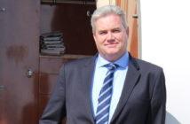 Gavin Kiggen, vice president Africa at ExecuJet
