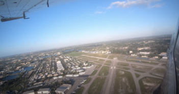 FAA's From the Flight Deck video series uses cockpit mounted cameras to capture runway and taxiway footage