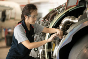Jet Aviation's business comprises of MRO and completions as well as FBOs