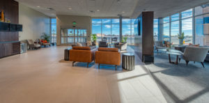 The FBO at Scottsdale, Arizona opened in January and offers generous passenger and crew lounges