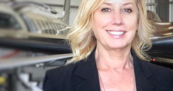 Vicepresidentof business operations for Advanced Air Charters and Jet Center Los Angeles,Barbara Huntdiscusses how women can get ahead in the sector