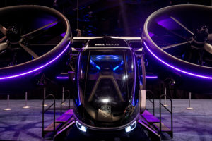 USA-based helicopter manufacturer Bell is developing the Nexus eVTOL for the urban air mobility market