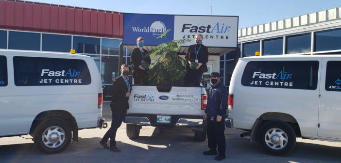 Fast Air Jet Centre becomes Canada's first carbon neutral FBO