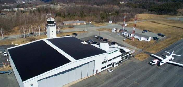 Granite Air Center has long believed in the importance of doing what they can to reduce their environmental impact