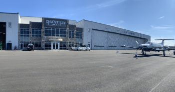 Virginia-based charter and aviation services provider Chantilly Air has opened its new US$15 million FBO at Manassas Regional Airport after a one year delay