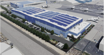 Sun Air Jets has announced that it has extended its hangar footprint at the Van Nuys Airport.