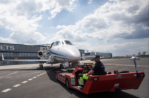 Since launching as a full FBO service provider at Bratislava airport last year, the company has also been awarded IS-BAH Stage One certification for its Bratislava base