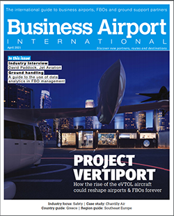 Business Airport International Magazine - April 2021