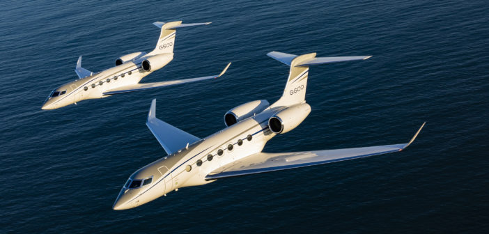 Worldwide demand for G500 and G600 flight deck and cabin grows