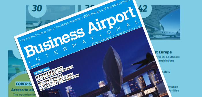 Business Airport International April 2021 Digital Edition