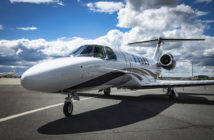Wape Jets presented a Cessna Citation CJ4 Gen2 private jet from the American manufacturer Textron Aviation at Vaclav Havel Airport in Prague
