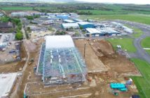 London Oxford Airport has commenced construction work on a new development phase